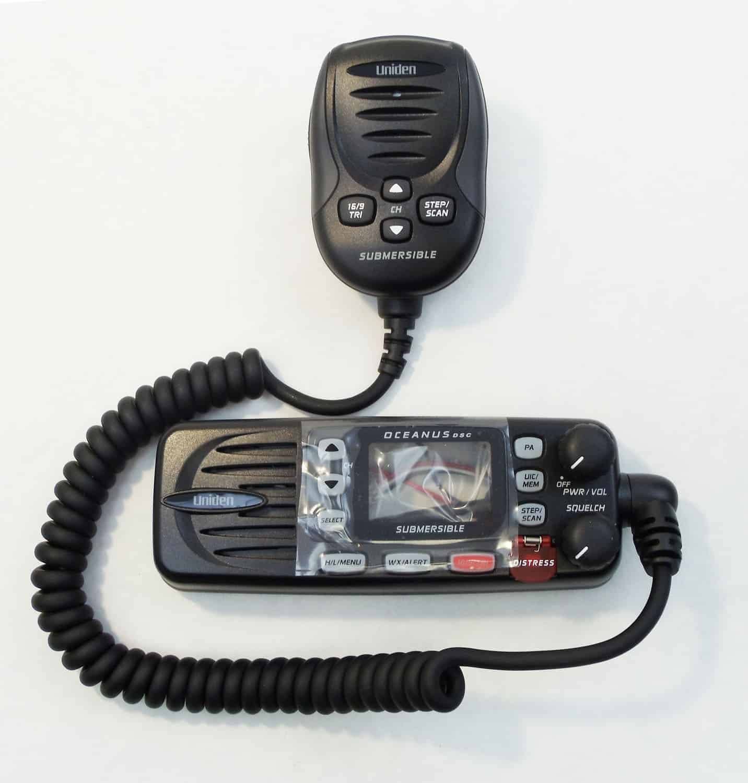 BMKYOCEDSCBK - Uniden Replacement Microphone