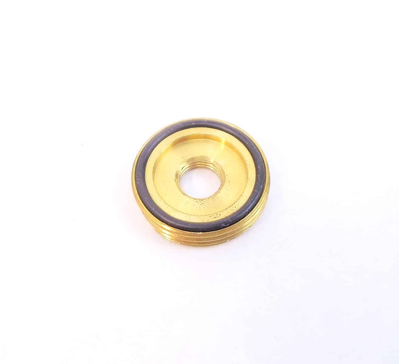 """BNUT38 - Maxrad 3/8"""" Antenna Mount Nut & O Ring"""