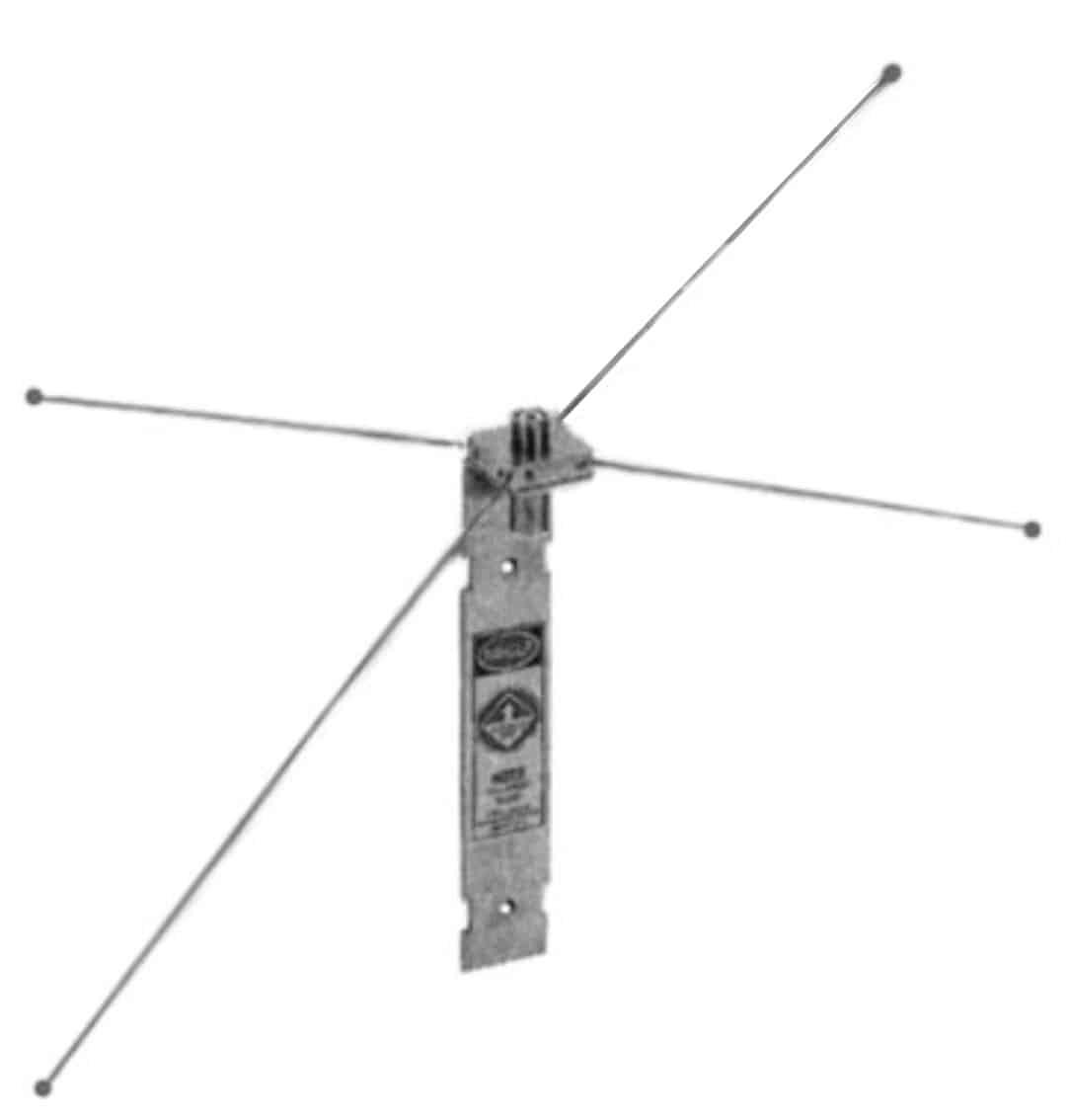 BSAK - Larsen 144-512 MHz Round Plane Radial Kit