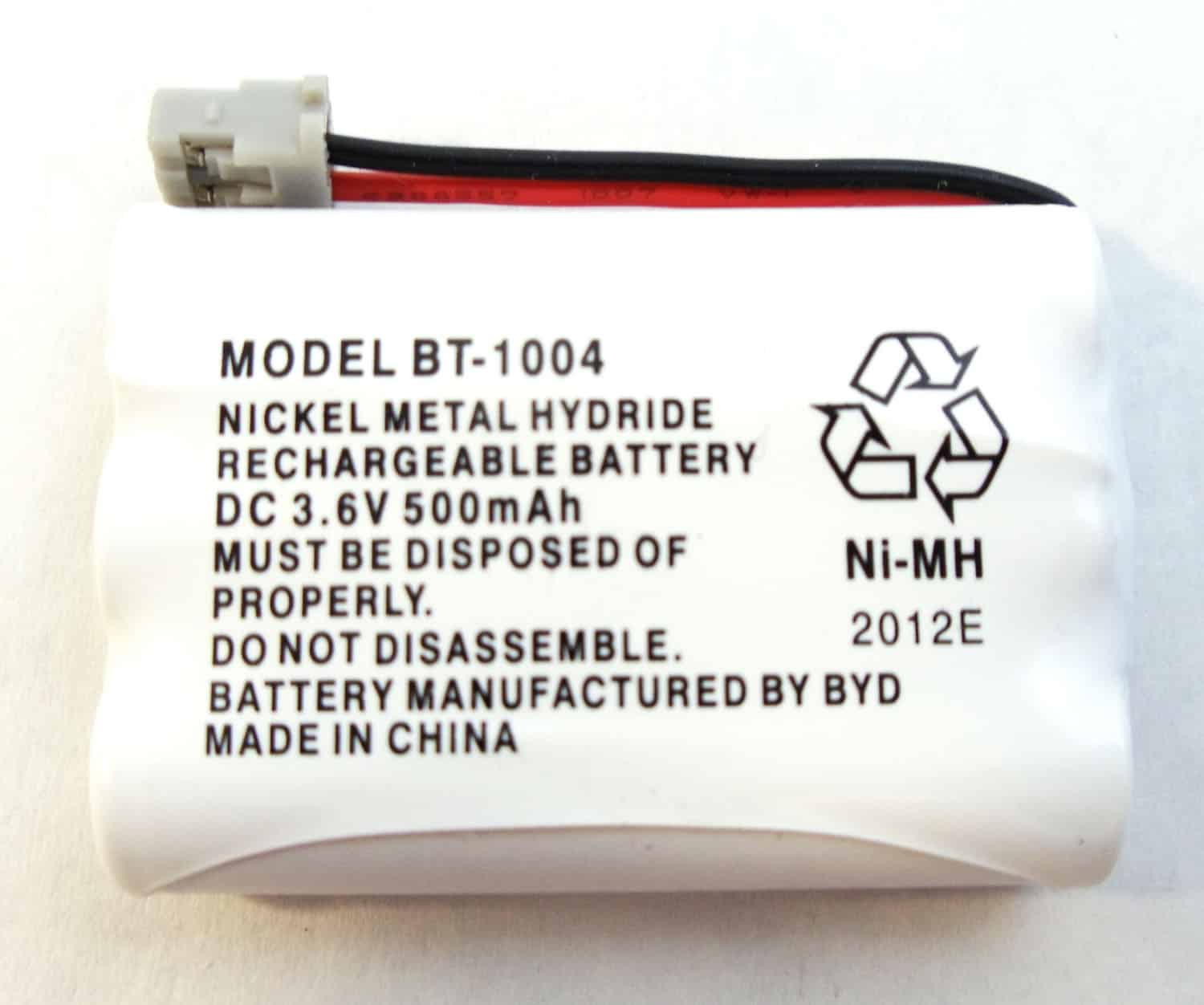 BT1004 - Uniden Nickel Hydride Replacement Battery For Dxt736