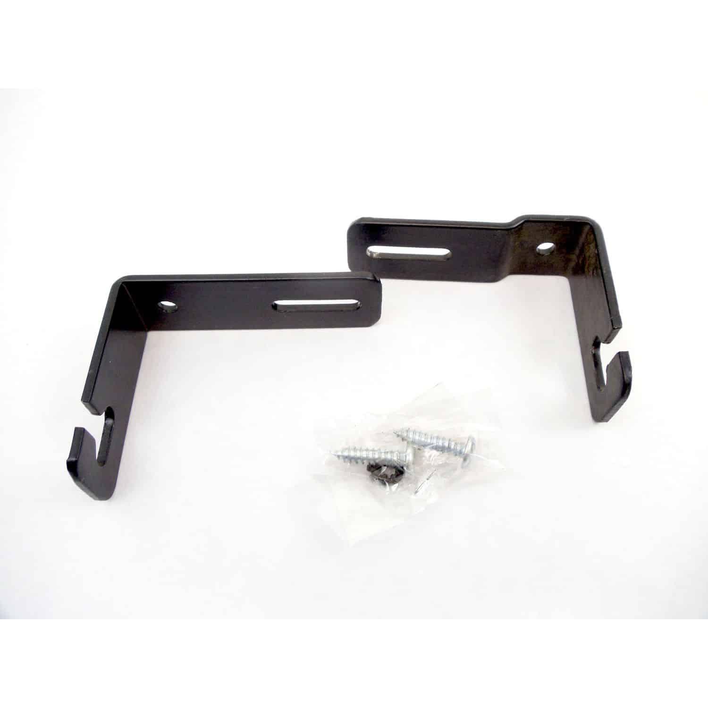 C523 - Twinpoint Adjustable Cb Radio Bracket
