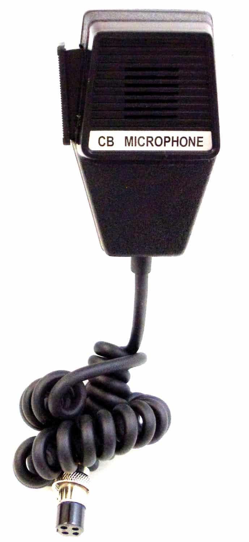 CB MIC - Kalibur 4 Pin Cobra/Uniden Replacement Microphone