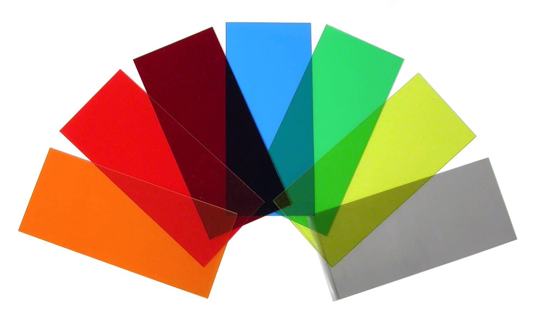 "CFW-Y - EKL 3 5.3"" x 2.3"" Sheet Yellow Material"