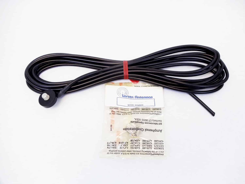 CMDSTNC - Larsen 17' Of Dual Shield Coax Cable