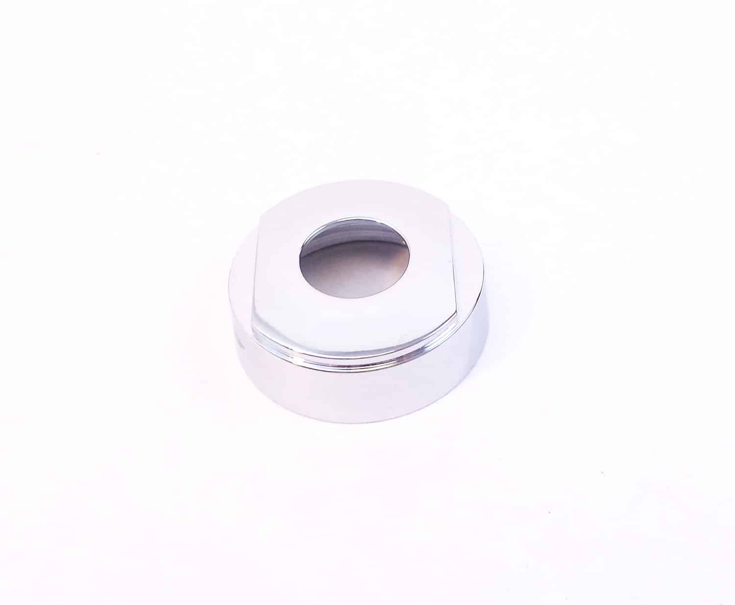 """CNUT - Maxrad Chrome Replacement Cover For 3/4"""" Unity Antennas"""