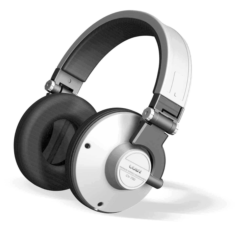 CV790 - Coby Digital Stereo Headphones