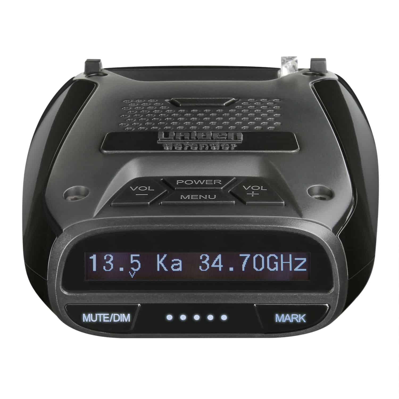 DFR7 - Uniden GPS Radar Detector