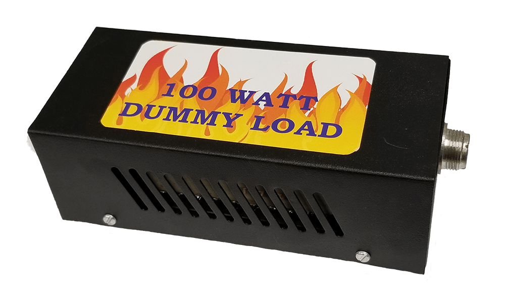 DL100W - Twinpoint 100 Watt Dummy Load