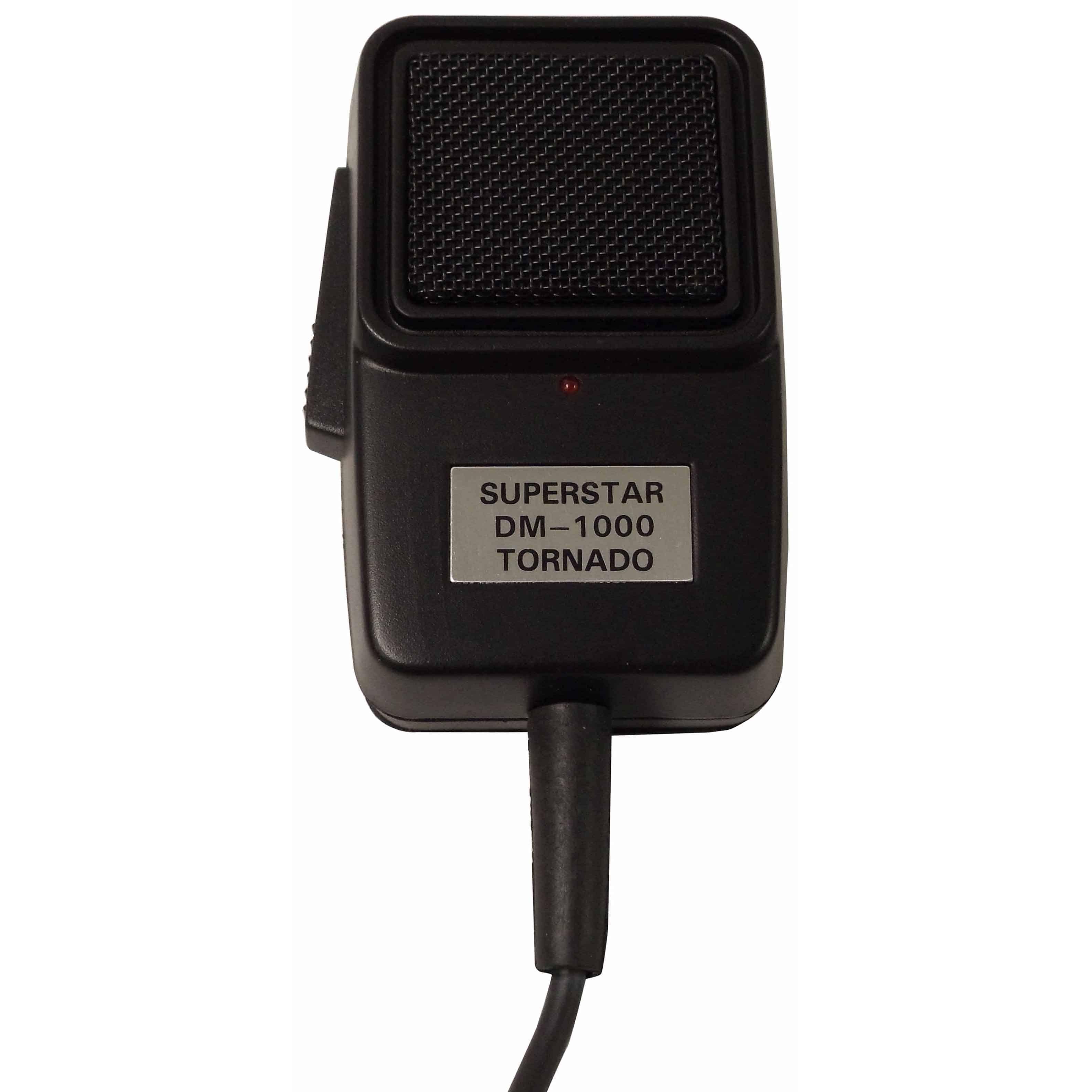 DM1000 - Superstar Tornado Echo Microphone
