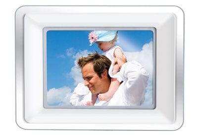 "DP772 - Coby 7"" Widescreen Color Digital Photo Frame"