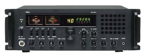DX2517 - Galaxy 10 Meter Base Ham Radio 10 Watt AM / 25 Watt with SSB