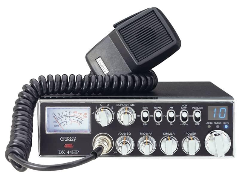 DX44HP - Galaxy 45 Watt 10 Meter Mobile Radio