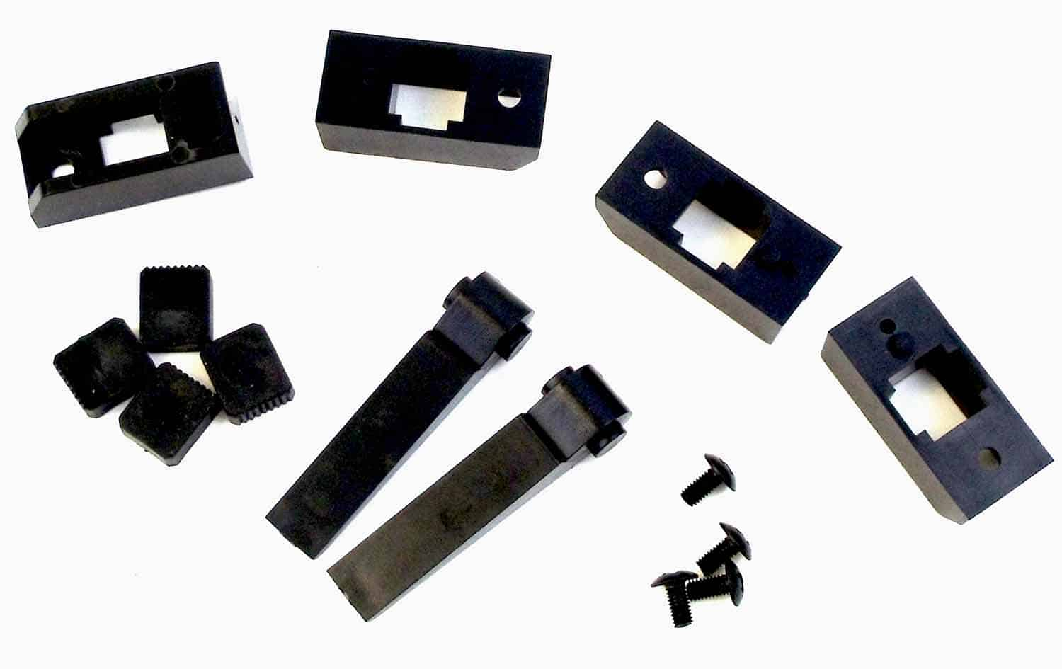 DXFEETSET2547 - Galaxy Replacement Feet Set For The Dx2547 (4 Pcs)