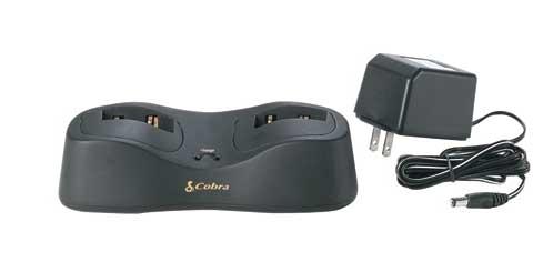 FACS - Cobra® Dual Desktop Charger Nimh Battery (Frs117/225)
