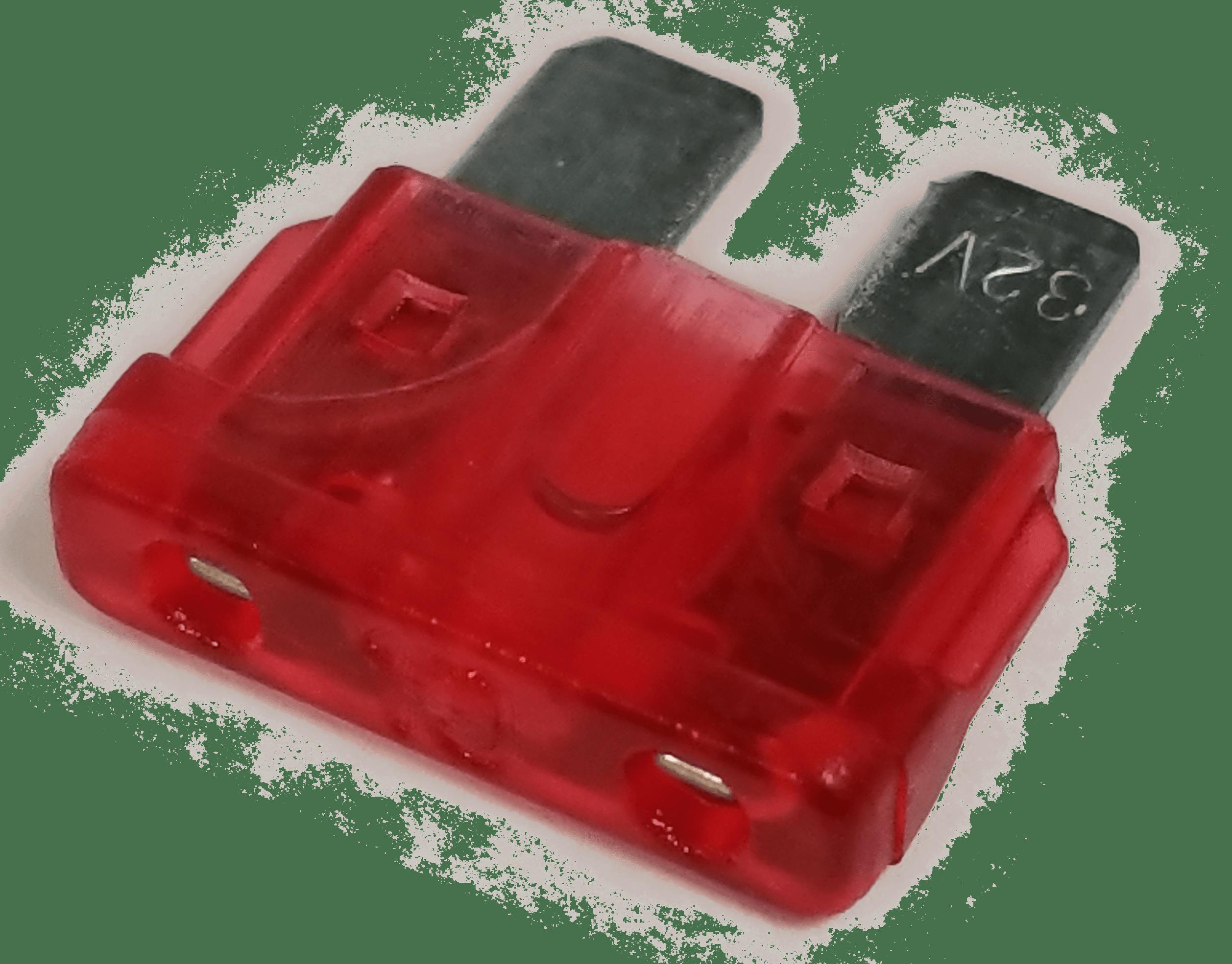 FATC10X - Marmat 10 Amp Blade Fuse (Bulk)