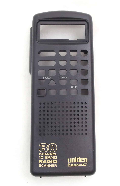 GCAS451882D - Uniden Replacement Front Case For The BC60XLT-1