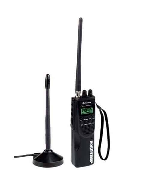 HHROADTRIP - Cobra® Handheld Cb Radio with Weather