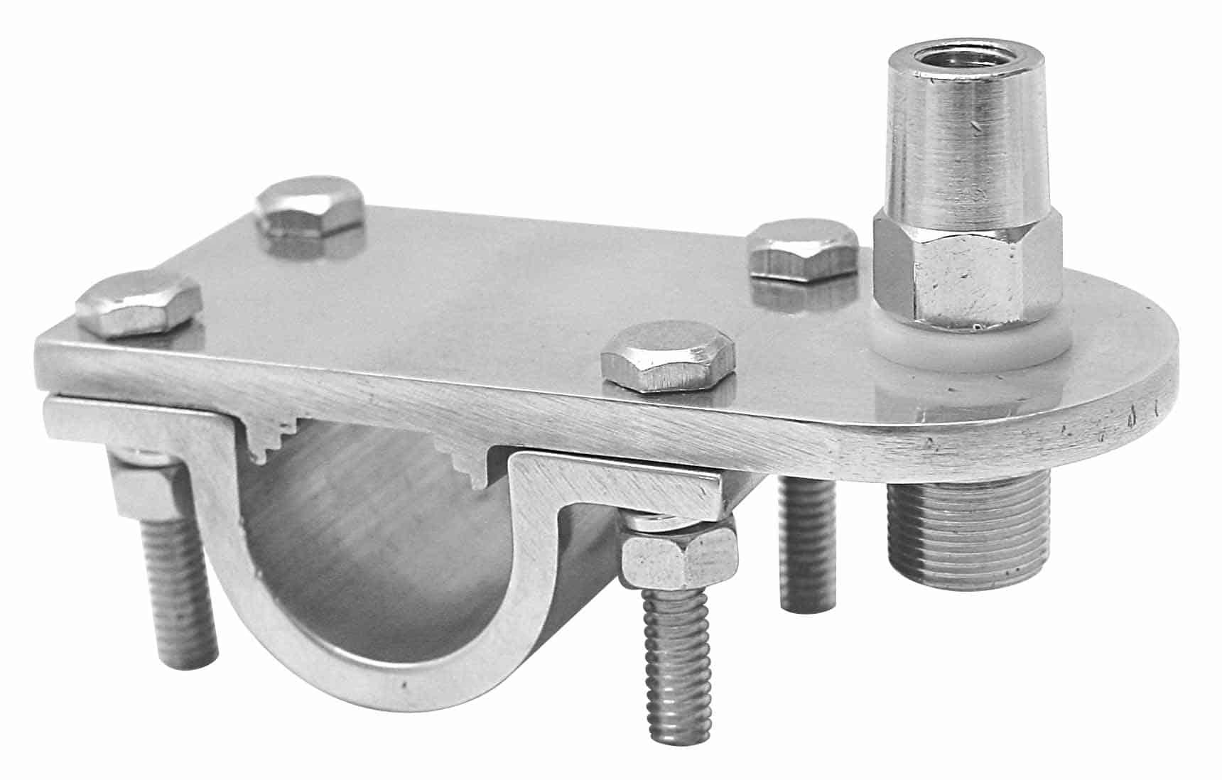 """JBC545 - ProComm 1 1/4"""" Aluminum Mirror Mount"""