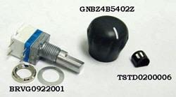 BRVG0922001 - Uniden On / Off Switch For The Oceanusdsc & Solaradsc Radios