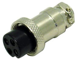 CBC4MX - Marmat CB Microphone Connector