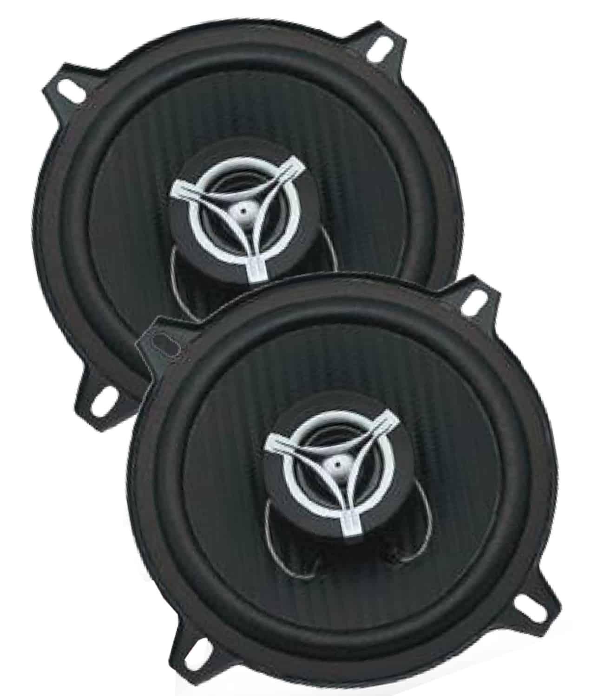 EF52 - Power Acoustik - 300 Watt 4 Ohm Coaxial Speaker Pair
