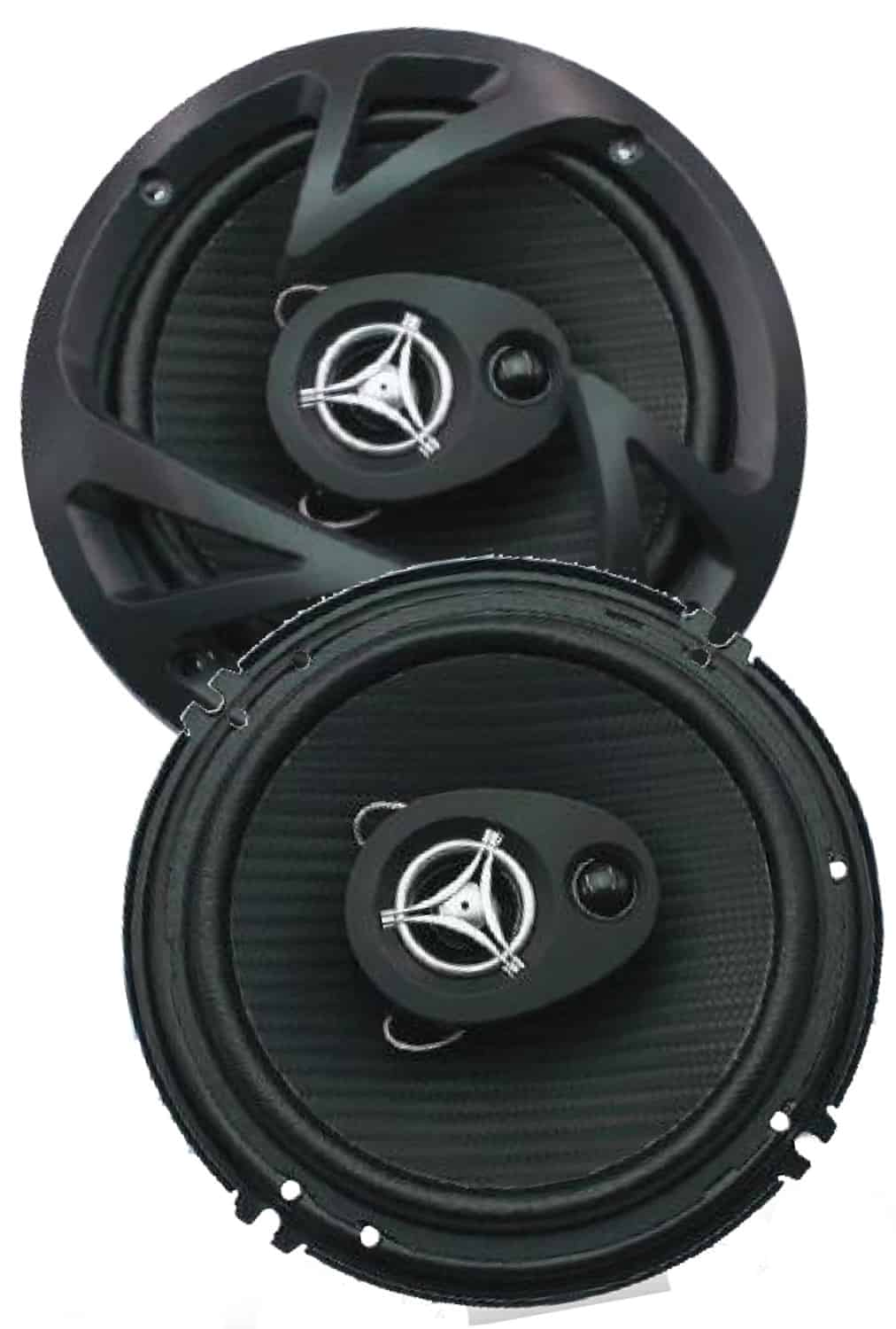 "EF653 - Power Acoustic 6.5"" 400 Watt Coaxial Speaker Pair"