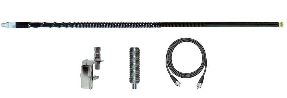 FSX64A8A - Firestik Single FS Cb Antenna Kit