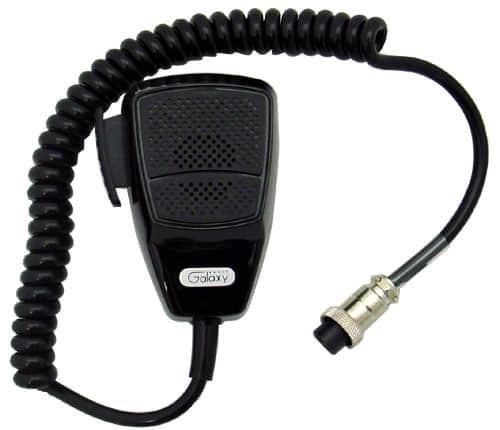 GALAXYMIC - Galaxy Microphone For CB Radios