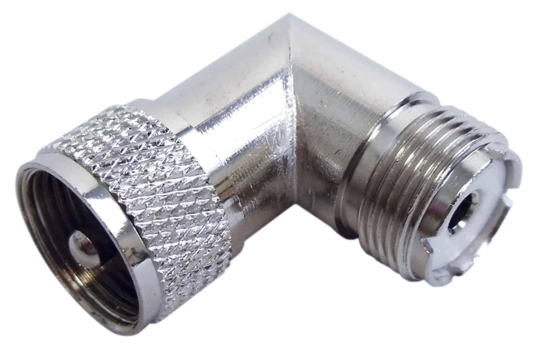 KRA259X - Kalibur PL259 Right Angle Connector
