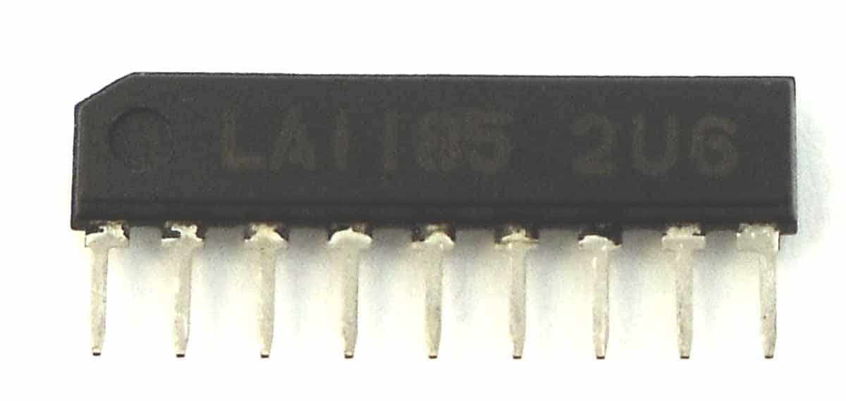 LA1185 - Linear I.C.