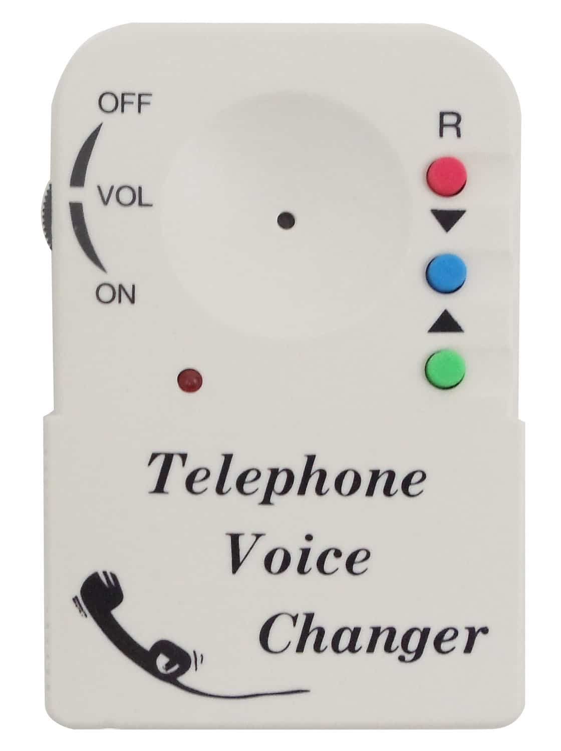 LG206 - RF Limited Telephone Voice Disguise