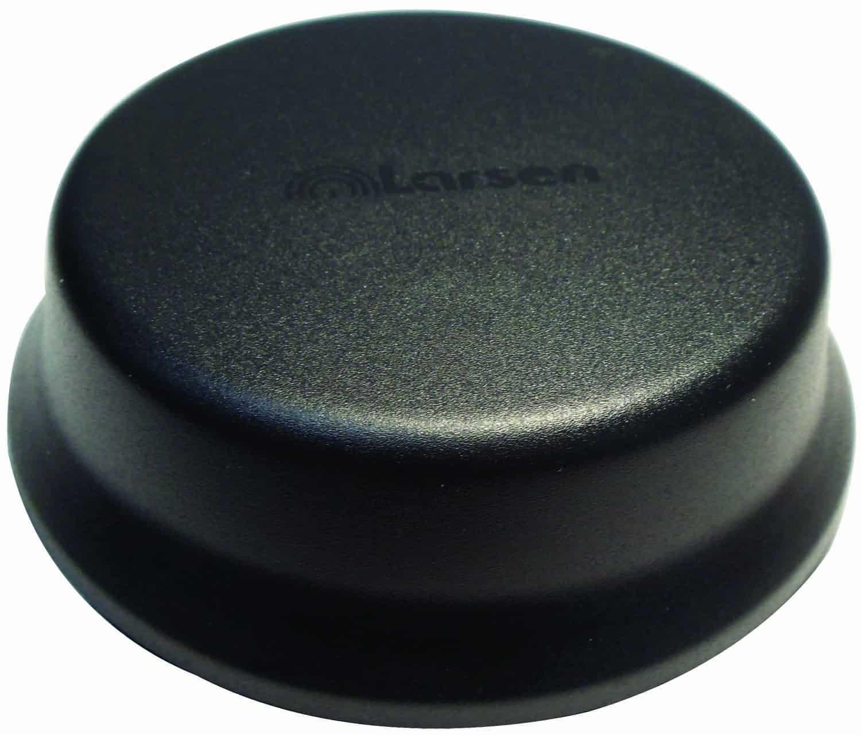 LP406NMO - Larsen Black Unity Gain Antenna
