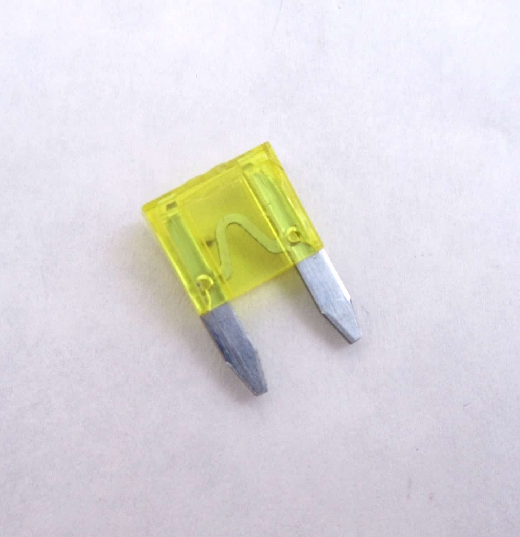 MATC20X - Marmat 20 Amp Mini Blade Fuse (Bulk)