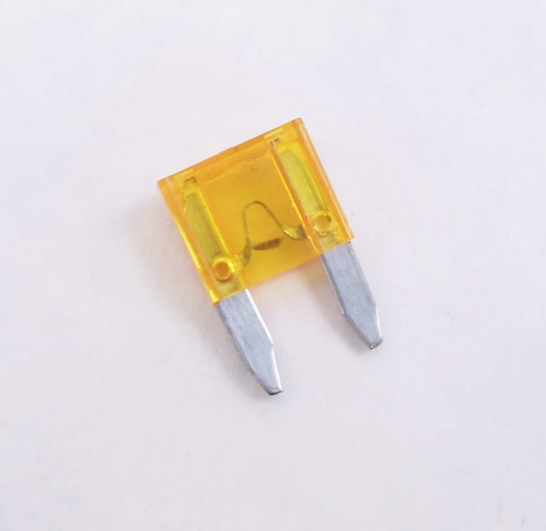 MATC5X - Marmat 5 Amp Mini Atc Fuse (Bulk)