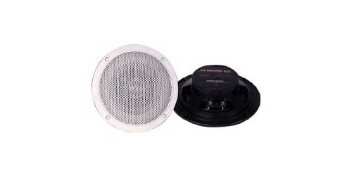 "MDC6 - Pyramid 5 1/4"" White Waterproof Speaker Pair"