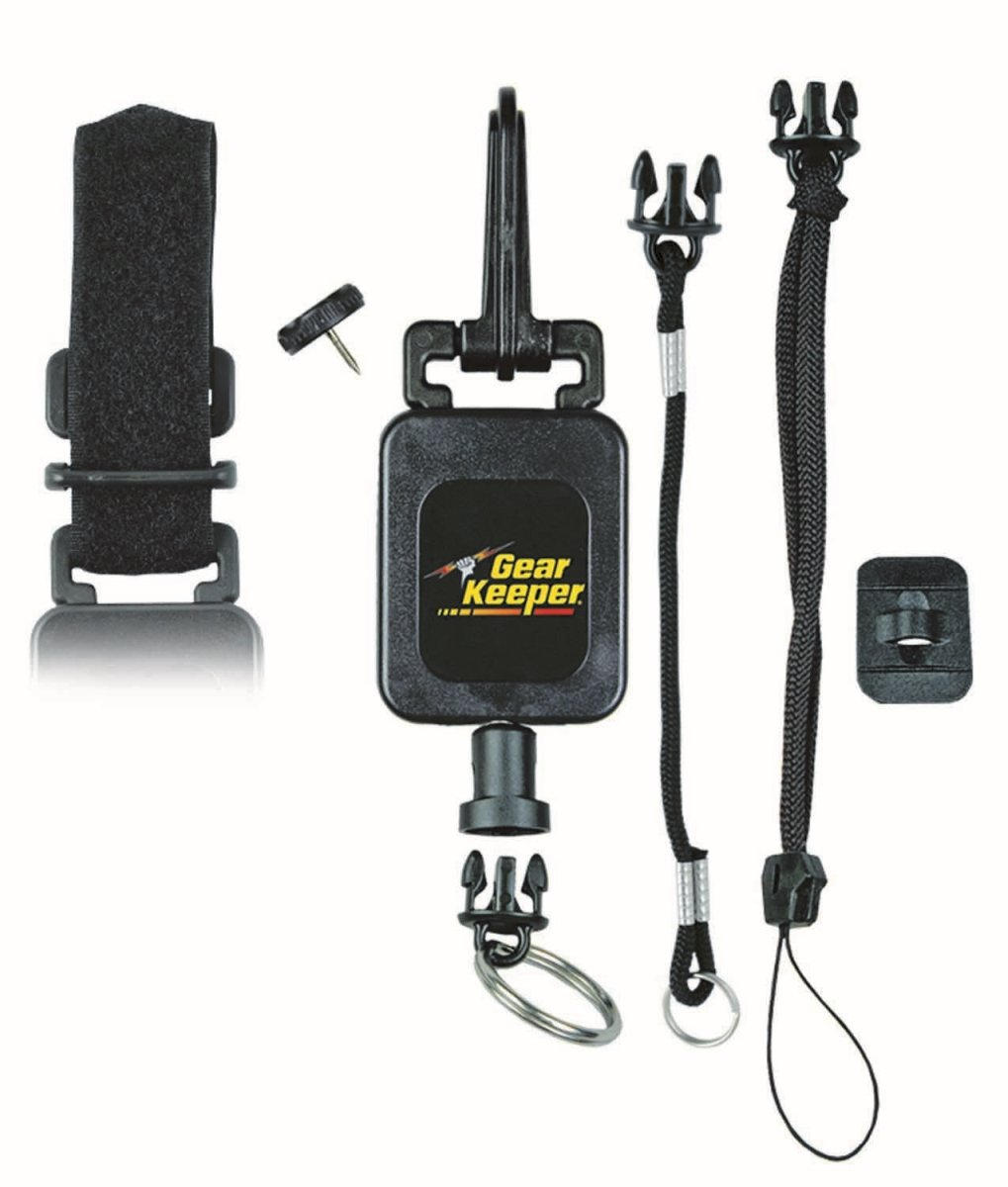 MH7 - Hammerhead Outdoor Instrument Tether 9Oz-Combo Mount