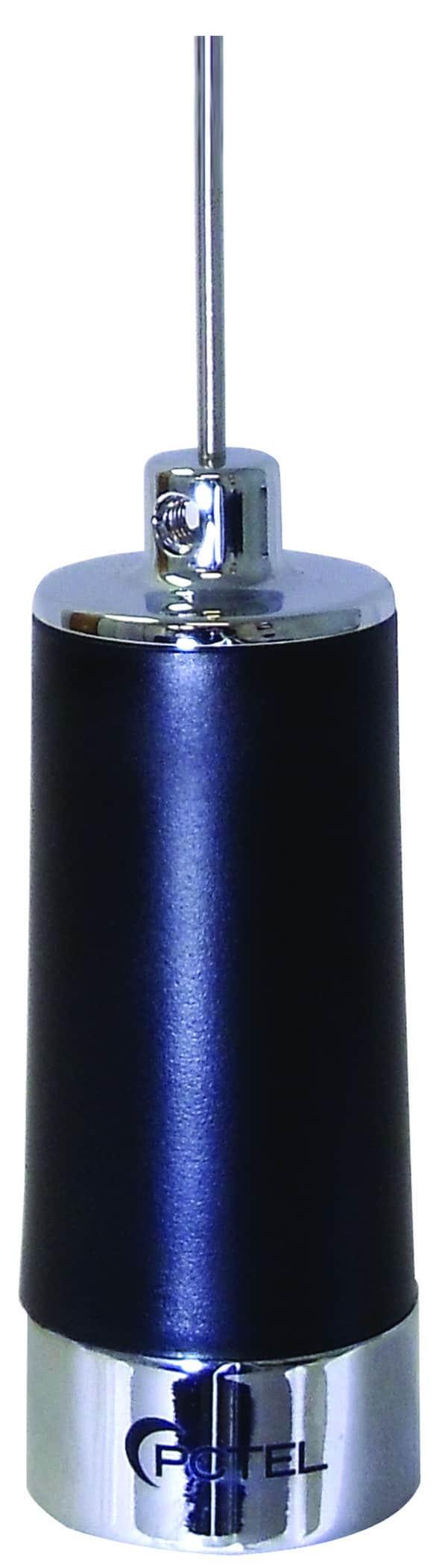 MLB6600 - Maxrad 66-132 MHz 200 Watt Base Load Unity Gain Quarter Wave Antenna (Coil & Whip)