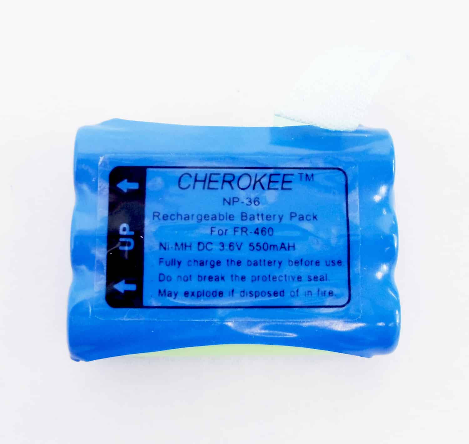 NP36 - Sima Replacement 3.6V 550 Mah Nimh Battery Pack