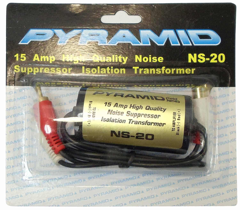 NS20 - Pyramid 15 Amp High Quality Noise Suppressor Isolation