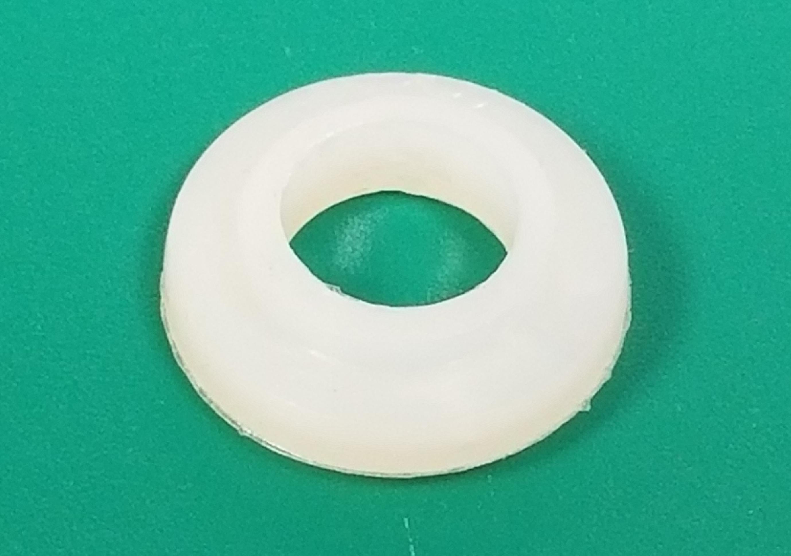 NYLON WASHERS - 100 Pc Nylon Washers
