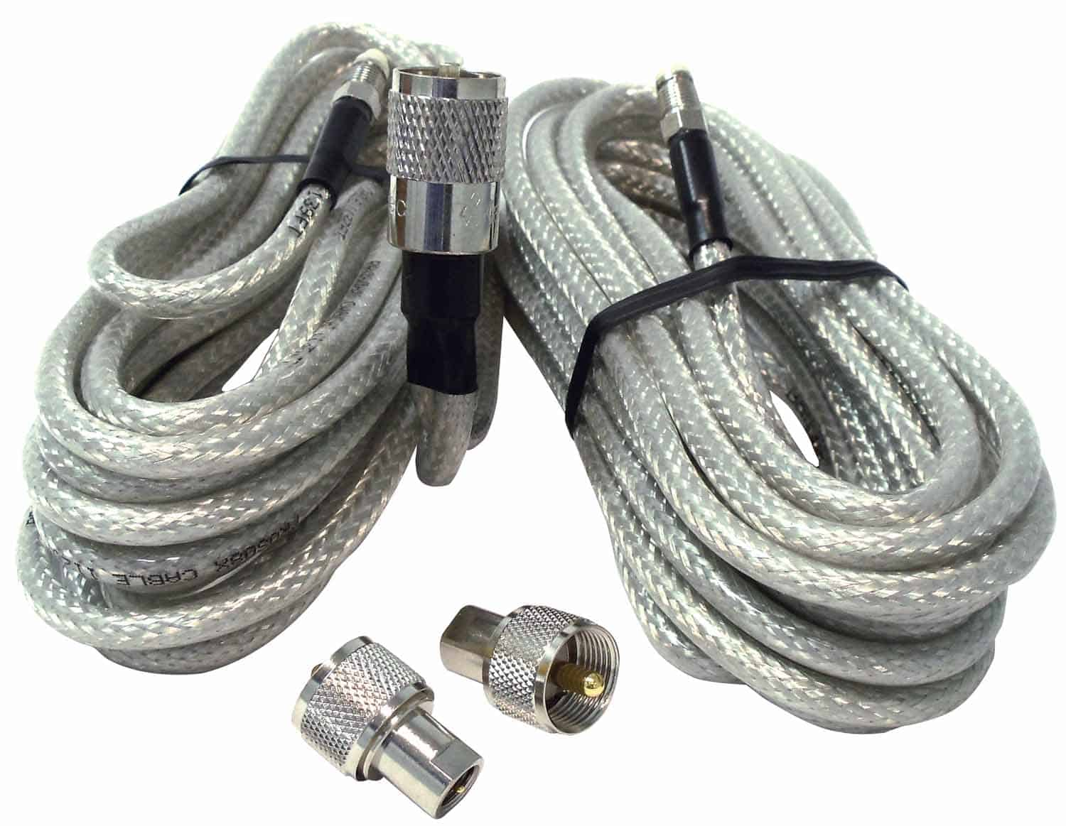 PR18SD8XN13 -ProComm 18' RG8X Co-Phase Harness Coax Cable