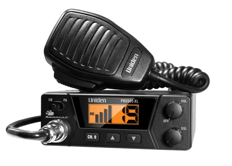 PRO505XL - Uniden 40 Channel Cb Radio