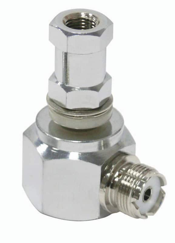 RA910H - ProComm Right Angle Stainless Steel Stud Adapter
