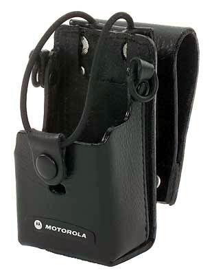 RLN6302 - Motorola Hard Leather Case For All Rdx Series Radios
