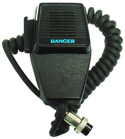 RMIC4 - Rf Limited 4 Pin Ranger Microphone