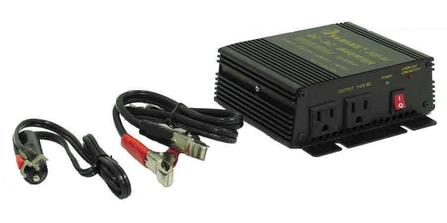 SI300HP - Samlex Dc to Ac 300 Watt Power Inverter