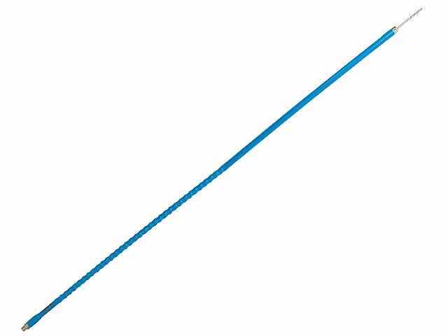 SOTT4-BL - Everhardt 1-1/2 Wave 4' Cb Antenna (Blue)