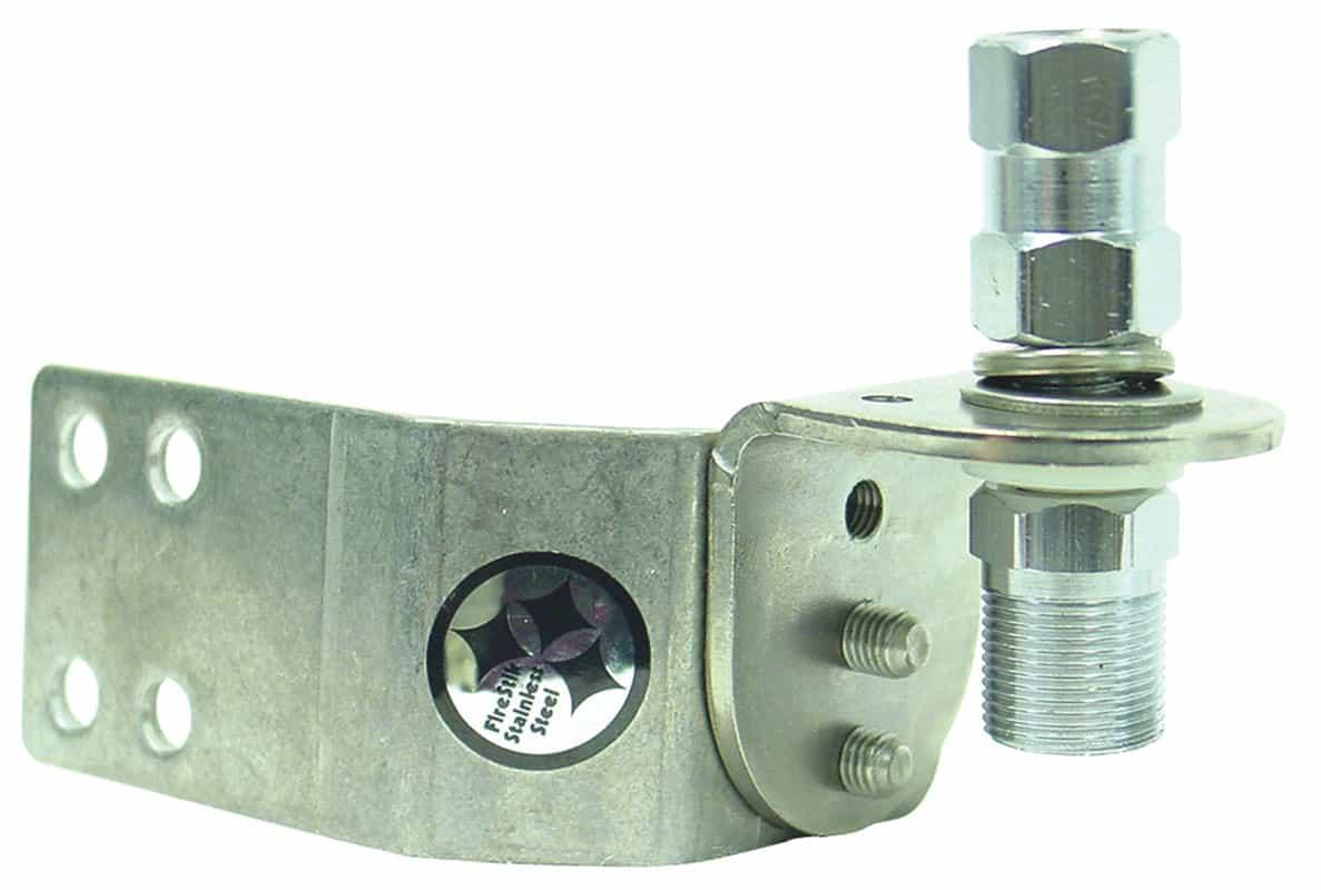 SS204A - Firestik Adjustable Door Jam Cb Antenna Mount