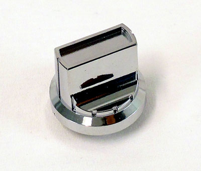 KNO15 - Galaxy Replacement Round Channel Knob For Galaxy Cb Radio