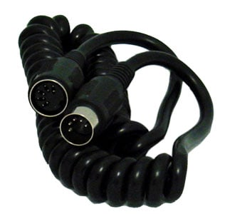 MCX65CX  - Cobra® 5 Pin Microphone with 6' Extension Cord